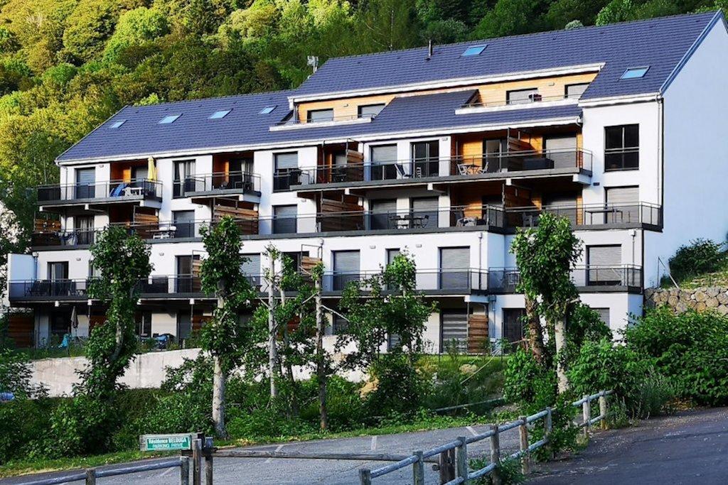 résidence la montille au Mont-Dore