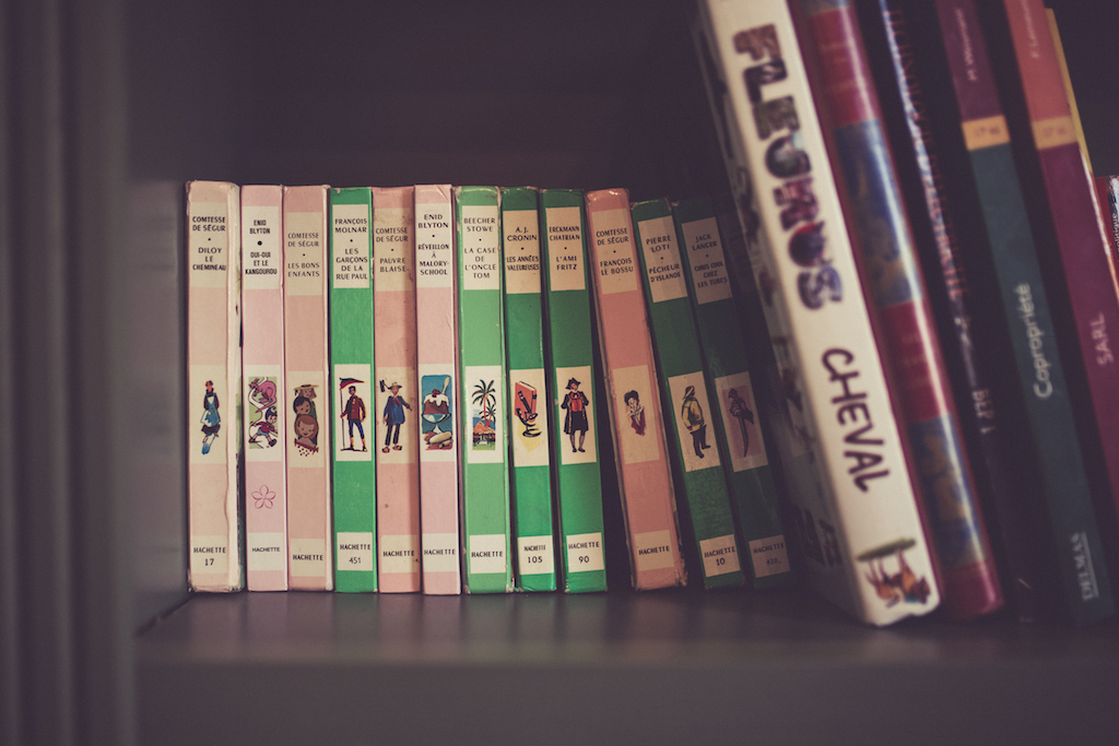 livres du boudoir du cosy
