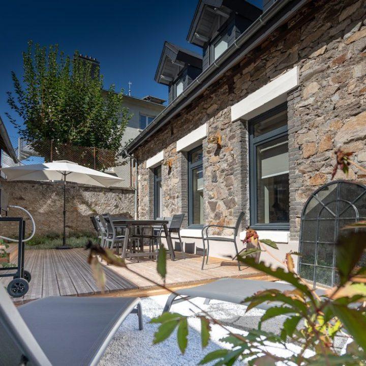 terrasse du cosy